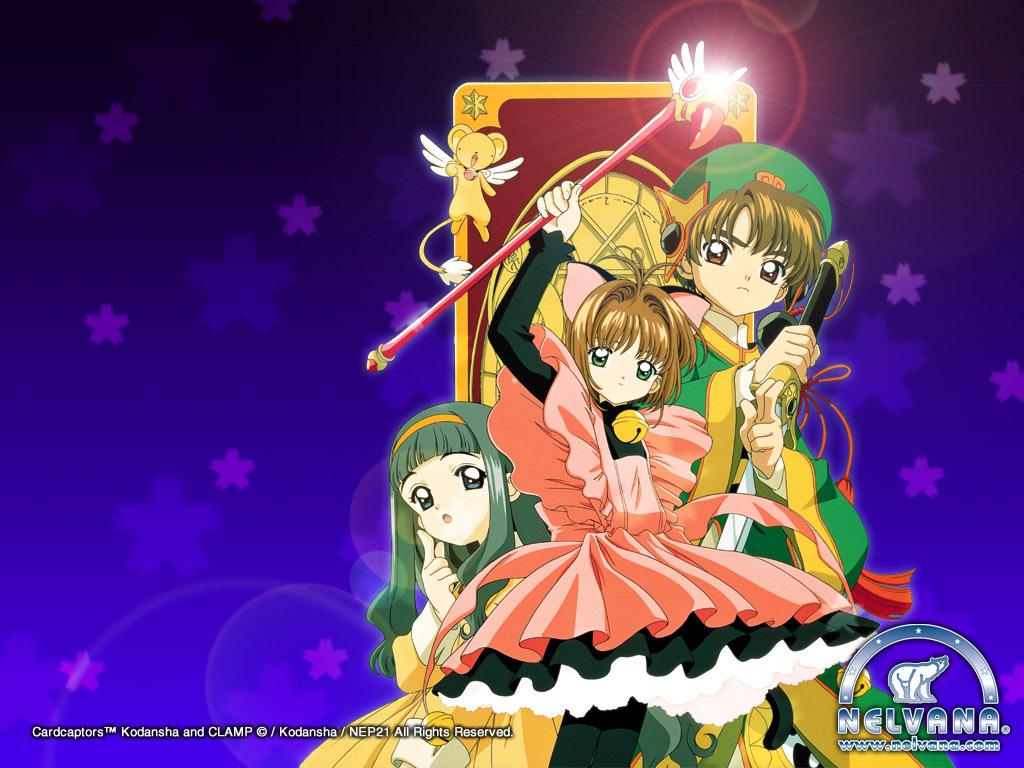 12 12 13 cardcaptor sakura mission anime - Cardcaptor sakura wallpaper ...